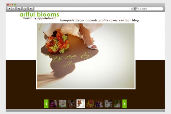 artful blooms