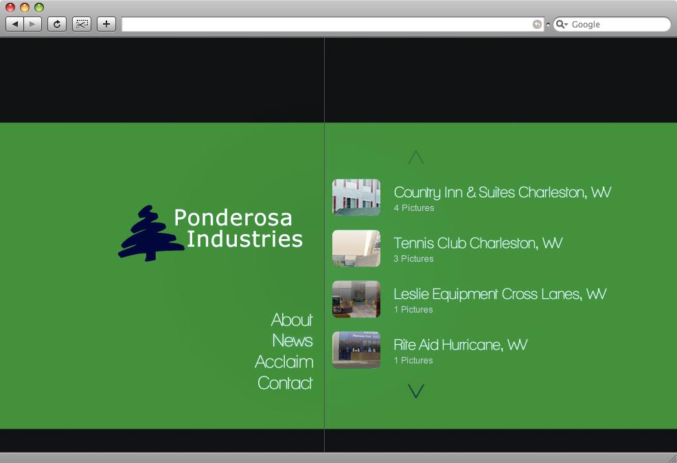 Pondersa Industries 01