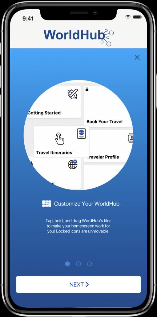 App On-boarding