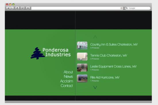 Ponderosa Industries